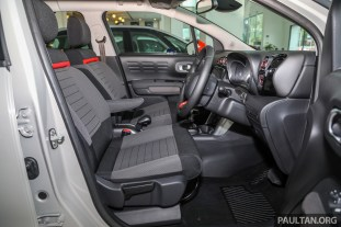 All New Citroen C3 Aircross SUV_Int-21