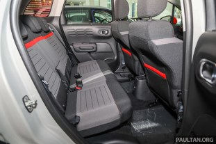 All New Citroen C3 Aircross SUV_Int-28