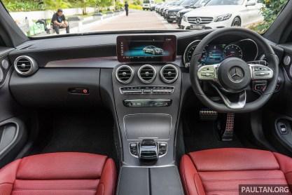 Mercedes-Benz C 300 Coupe facelift 19