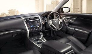 Nissan Teana facelift Thailand 5