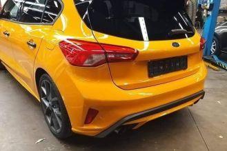 2019 Ford Focus ST leak 1