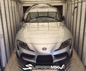 A90 Toyota Supra leak-2