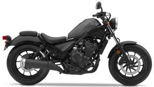 Honda Rebel new color 2018 BM-1
