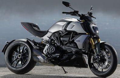 2019 Ducati Diavel 1260:Diavel 1260 S - 7