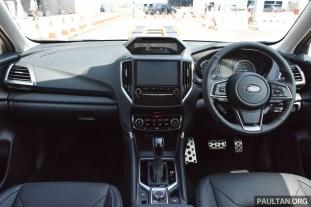 2019 Subaru Forester e-Boxer Singapore 31
