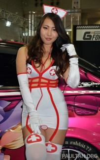 2019 Tokyo Auto Salon Girls 23