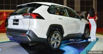 2019 Toyota RAV4-Singapore Motor Show 2
