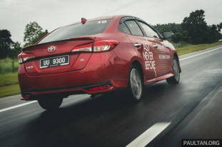 2019 Toyota Vios review 26