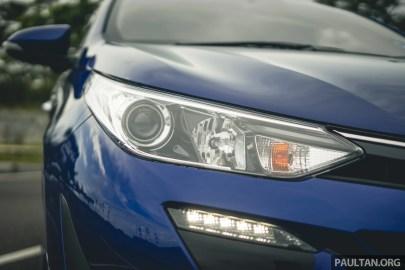 2019 Toyota Vios review 7-BM