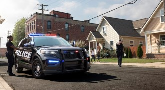 All-New 2020 Ford Police Interceptor Utility Hybrid