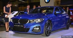 G20 BMW 3 Series-Singapore Motor Show 1
