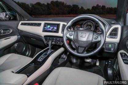 Honda_HRV_Facelift_RS_Int-19