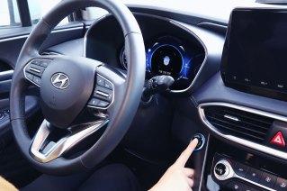 Hyundai fingerprint tech4