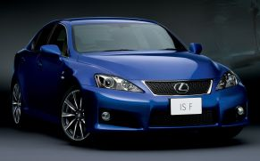 Lexus IS F 1