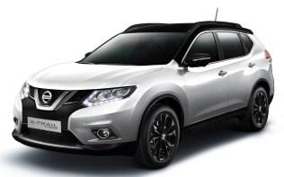 Nissan X-Trail X-Tremer Brilliant White-1