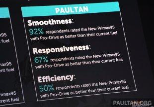 Petronas Primax 95 Pro-Drive launch-14