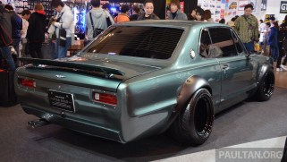 Star Road Nissans TAS 10