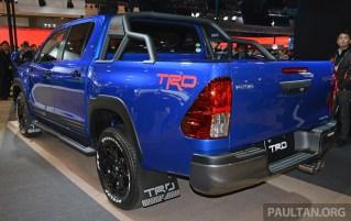 Toyota Hilux TRD TAS 10