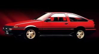 Toyota Sprinter Trueno AE86 Liftback_2