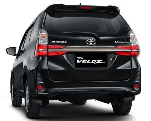 Toyota Veloz facelift 2019 Indo BM-12