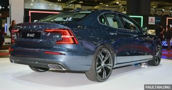 Volvo S60-Singapore Motor Show 2