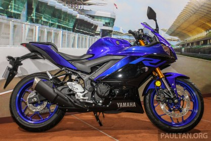 Yamaha R25 2019 preview BM-12