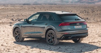 2019 Audi Q8 Gets Two New Electrified V6 Engines