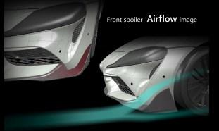 Toyota GR Supra TRD Concept 24