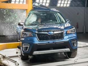 2019 Subaru Forester ANCAP 3