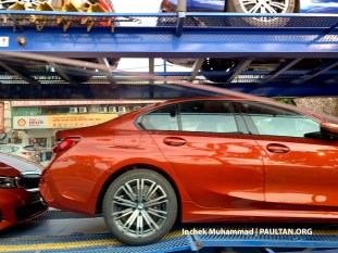 G20 Bmw 3 Series Spotted In Malaysia 330i M Sport Car In My Life