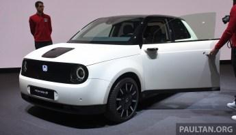 Honda e Prototype Geneva-2
