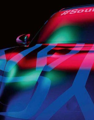 Porsche Taycan Colour Teaser-2