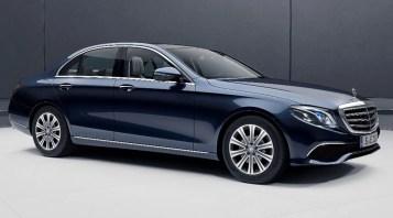 W213 Mercedes-Benz E300 Exclusive 1