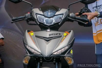 Yamaha Y15ZR V2 2019-19