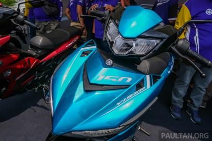 Yamaha Y15ZR V2 2019 BM-17