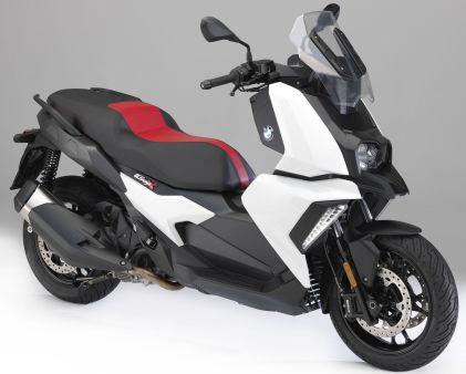 2019 BMW Motorrad C 400 X - 20