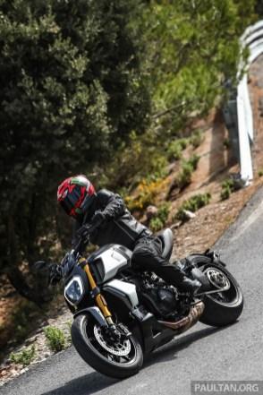 2019 Ducati Diavel 1260 S Action Watermark -2