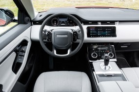 2019 Range Rover Evoque press photo 128