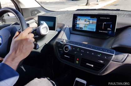 BMW i3s review 40
