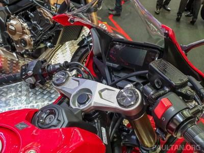 Honda CBR650R launch-10