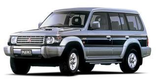 Mitsubishi Pajero Archive Images 7