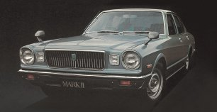 Toyota Mark II History 12