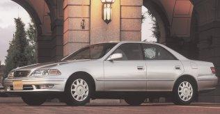 Toyota Mark II History 4