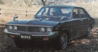 Toyota Mark II History 8
