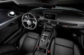 ABT RS5-R Sportback Interior