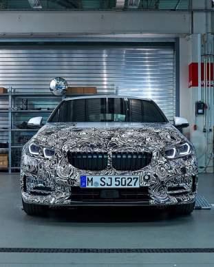 F40 BMW 1 Series teaser 1
