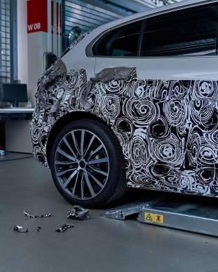 F40 BMW 1 Series teaser 3