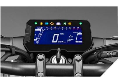Honda CB250R 2019 BM-7