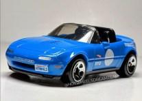 Hotwheels Mazda Miata MX-5