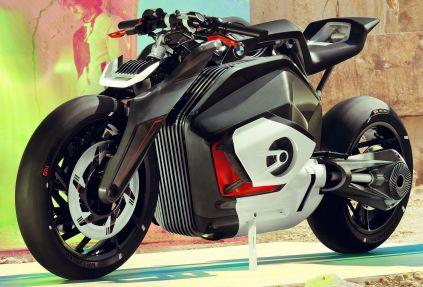 2019 BMW Motorrad Vision DC Roadster - 13